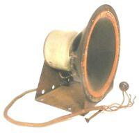 """vintage AMERICAN BOSCH 48AA:   Working 9 & 3/4"""" FIELD COIL SPEAKER - 1960 ohms"""