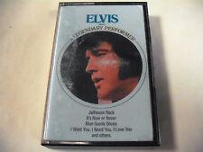 Elvis Presley – A Legendary Performer - Volume 2 - Music Cass. USA