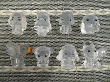 Harry Potter Ooshies figure toy playset clear Invisible Buck Voldemort Pig Dobby