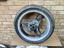 Triumph Trophy 900 1993 rear wheel with tyre