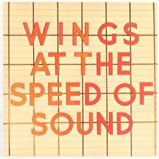Wings, At The Speed of Sound  Vinyl Record/LP *USED*