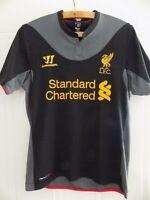 2012 2013 Liverpool Warrior Away Football Shirt Jersey Original Mens Adults Top