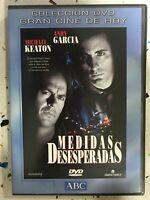 Dimensioni Disperato DVD Michael Keaton Andy Garcia