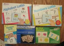 Lot of Preschool Educational Games: Numbers, Alphabet, Matching, Counting