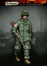 1/35 Scale resin model kit WW2 US Paratrooper #2
