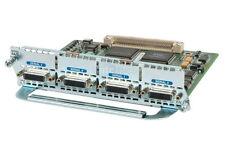 Cisco NM-4A/S 4 -Port Async Sync Serial Network Module - 1YR WARRANTY