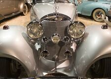 Mercedes Sport Car Exotic GT Concept 18 Vintage 1 Carousel SI LVER 24 CL E 12 G