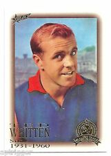 1996 Select Hall of Fame (67) Ted WHITTEN Footscray