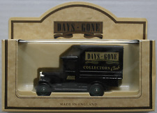 "Lledo - 1928 Chevy Box Van ""Days Gone Collectors Club Winter 1993"""