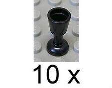 LEGO - 10 x Becher / Kelch schwarz / Kelche / Black Goblet / 2343 NEUWARE