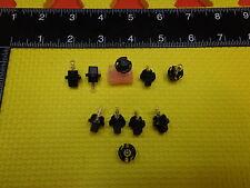 Bulb Type 73 Bayonet Socket Bulb Holders and Number 73 Lamps Bulbs Quantity 10