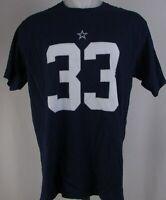 Dallas Cowboys NFL Men's Blue Short Sleeve Shirt