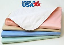 4 PACK - 34x36 Waterproof Reusable Incontinence Underpads / Washable