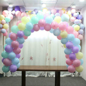 Arch Table Stand Birthday Decoration Party Balloons Accessories Clamps Wedding