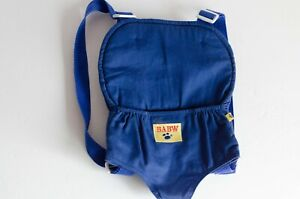 BABW - Build A Bear Accessories - Blue - Carrier BackPack Adjustable