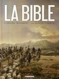 BD - LA BIBLE, L'ANCIEN TESTAMENT > LA GENESE 1ère Partie / CAMUS, EO DELCOURT