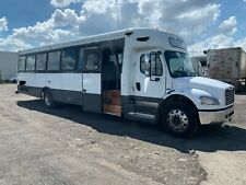 2008 Freightliner M2 shuttle bus with 36 seating and rear luggage