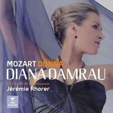 Diana Damrau - Diana Damrau  Donna (Opera and Concert Arias by Mozart) [CD]