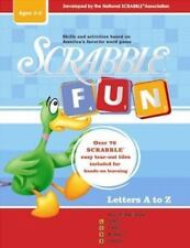 Scrabble Fun: Letters A to Z