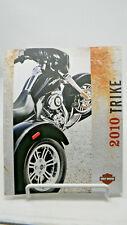 Harley Davidson 2010 Trike Brochure