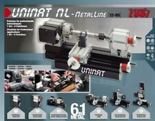 The Cool Tool Unimat Metal Line 6 in 1 benchtop tool - lathe / drill/ mill