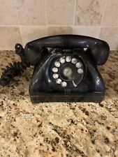 Vintage Rotary Telephone Signal Corps U.S. Army Tp-6-A