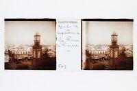 Marokko Casablanca Platte P45L2n28 Gläser Positiven Stereo