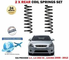 FOR KIA PROCEED ED 1.4 1.6 2.0 CRDI HATCHBACK 2008-2012 2x REAR COIL SPRING SET