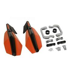 7/8'' Motorcycle Orange Universal Handguards Hand Guard For KTM 125 200 Duke MX