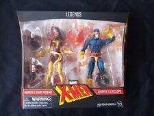 Marvel Legends Dark Phoenix and Cyclops 2-Pack Toys R Us Exclusive X-Men