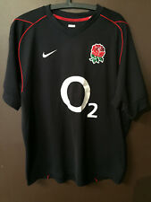 Maillot De Rugby Angketerre Taille L Saison 2017 2018 shirt England Vintage NIKE