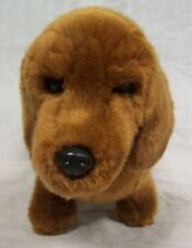 RUSS Yomiko Classics NICE BROWN DACHSHUND WEINER DOG Plush STUFFED ANIMAL Toy