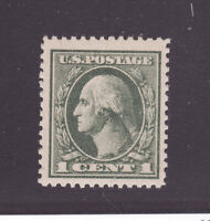 Scott # 536 ..1c Washington Offset Issue Perf 12 1/2.. Mint OG NH ..  Cat 45.00