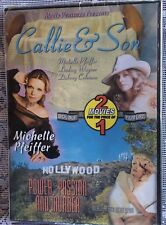 Michelle Pfeiffer 2-Pack - Callie & Son / Power, Passion and Murder (DVD, 2004)