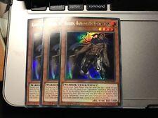 Yugioh 3x Ultra Raiden, Hand Of The Lightsworn BLLR-EN042