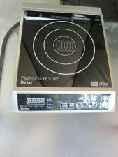 Princess House Burton Pro 1800 Induction Portable Stove Top Unit 6972