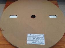 *NEW* 100m Roll of White 10mm Heat Shrink Tubing Flat - 2:1 Shrink Ratio
