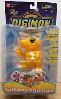 Digimon Talking Agumon Figure Bandai 2000 012021DBT3