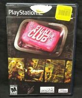 Fight Club -  PS2 Playstation 2 Game Tested Working Complete