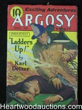 Argosy Dec 28, 1935 Cornell Woolrich