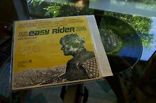 "Easy Rider Soundtrack LP Vinyl 12"" Good With plastic Sleeve"
