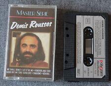 Demis Roussos, master serie - best of, K7 audio / Audio tape