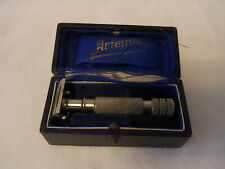 Vintage Artemia Safety Razor in Box #B