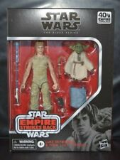 Star Wars - The Black Series - Luke Skywalker and Yoda - Jedi Training