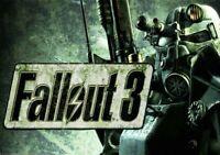 Fallout 3 | Steam Key | PC | Digital | Worldwide |