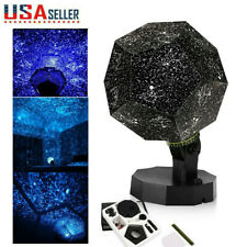 Romantic Astro Planetarium Star Celestial Projector Cosmos Light Night Sky Lamp