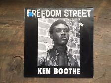 Ken Boothe • Freedom Street • Vinyl LP • Trojan Records • UK Release 1976