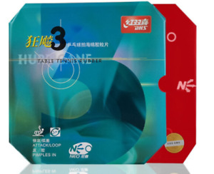 DHS Hurricane 3 Neo Table Tennis Rubber