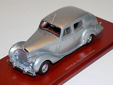 1/43 True Scale Models Tsm 1949 Rolls Royce Silver Dawn Tsm114320
