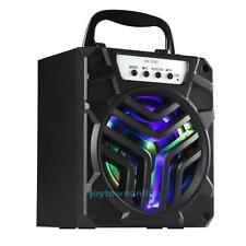 Wireless Bluetooth Portable Speaker Indoor Outdoor Multifunction Speaker System